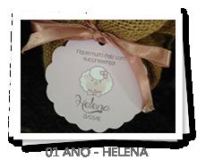 mesa&afins - Aniversário: 01 ano Helena