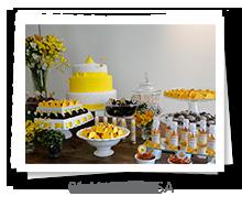 mesa&afins - Aniversário: 01 ano, Luisa