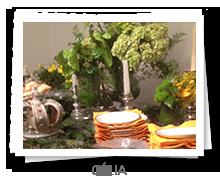 mesa&afins - Aniversário: Célia