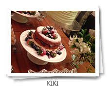 mesa&afins - Aniversário: Kiki