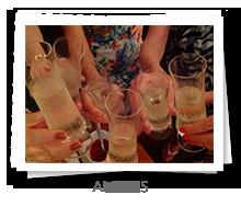 mesa&afins - Mesas: Happy Hour, amigas