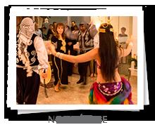 mesa&afins - Eventos Temáticos: Noite Árabe