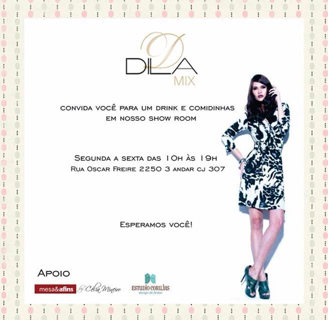 Mesa & Afins - Showroom Dila Mix