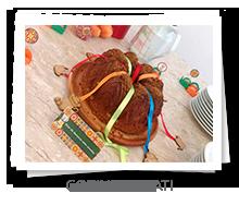 mesa&afins - Chá de Cozinha: Tati